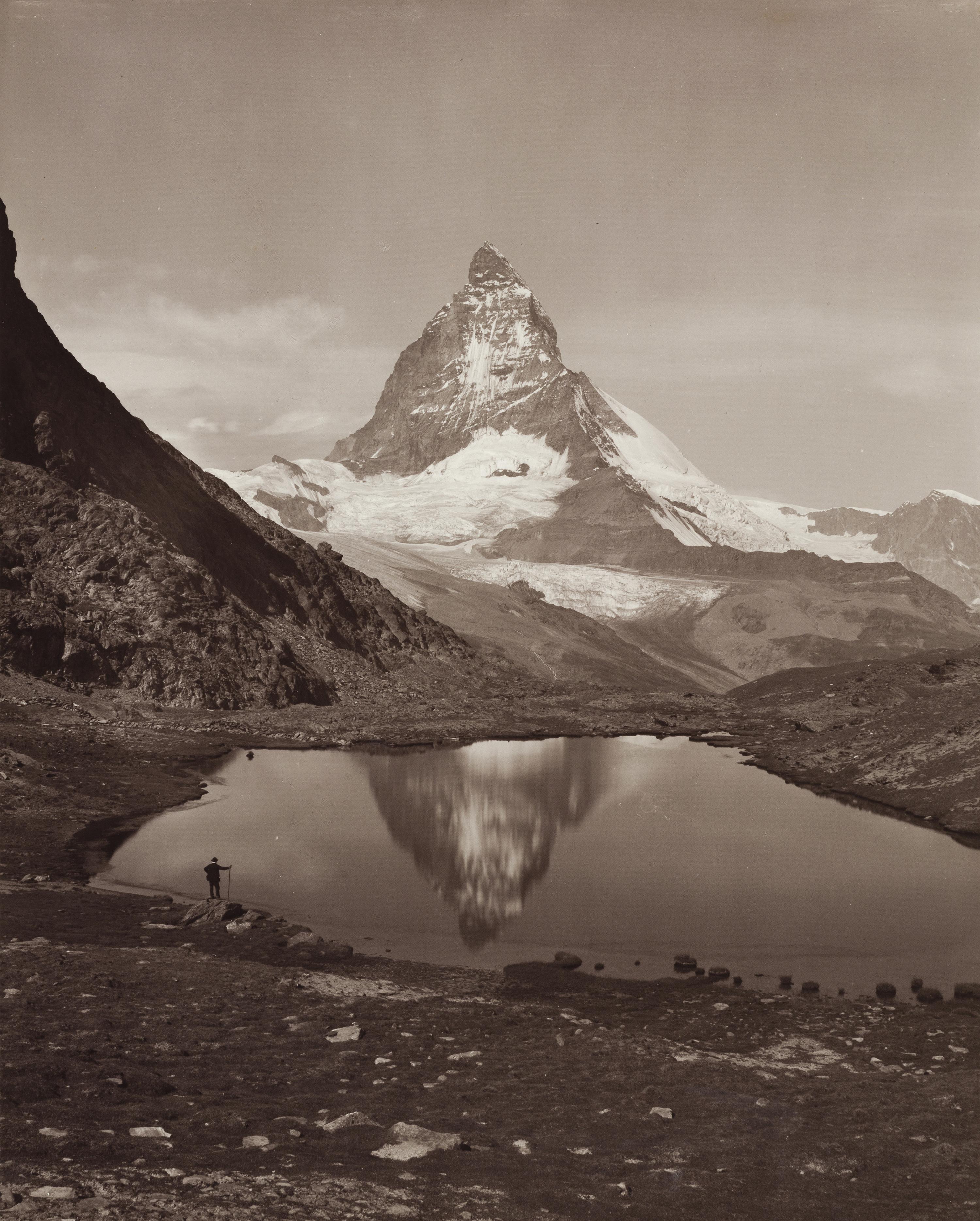 Adolphe Braun, Mont Cervin