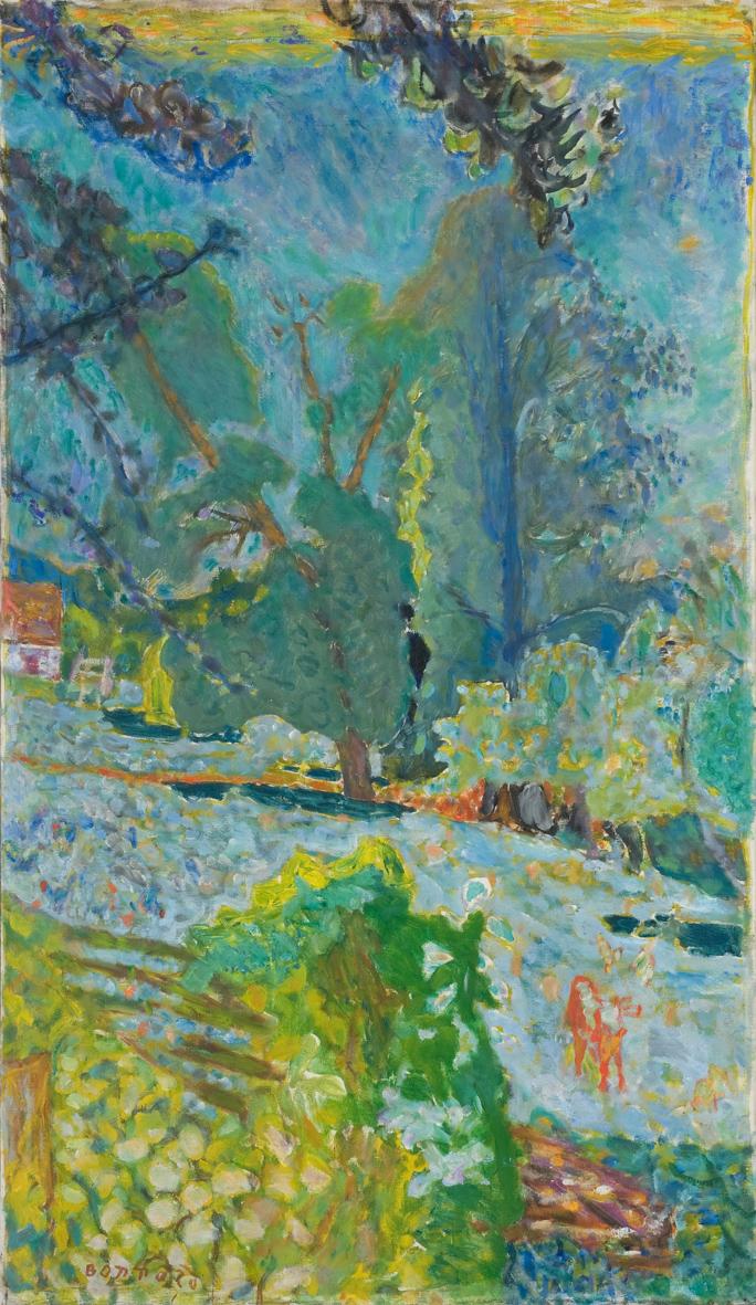 Bonnard, Paysage normand