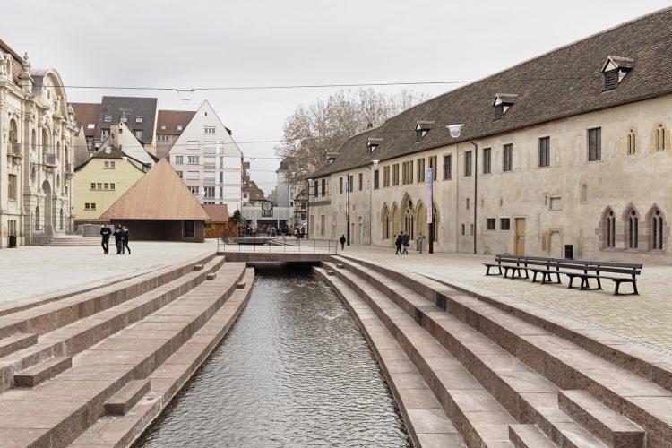 Musée Unterlinden, Place Unterlinden
