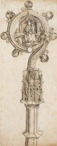 Crosse d'évêque, vers 1510